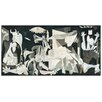 "House Additions ""Guernica"" by Picasso Graphic Art Plaque"