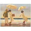 House Additions 'The Picnic Party' by Vettriano Art Print Plaque