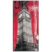 "House Additions ""One British Time"" by Taylor Graphic Art Plaque"