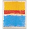 """House Additions Schild """"Untitled 1953"""" von Rothko, Kunstdruck"""