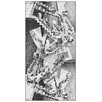 """House Additions Schild """"House of Stairs"""" von Escher, Grafikdruck"""