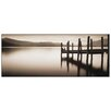 "House Additions ""Landing Stage Denwent Water"" by Shephers Photographic Print Plaque"