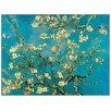 """House Additions Schild """"Mandorli in Frore a San Remy"""" von Van Gogh, Kunstdruck"""