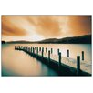 House Additions 'Wooden Landing' by Jetty Graphic Art Plaque