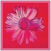 """House Additions Paneel """"Daisy, c.1982"""" von Warhol, Grafikdruck"""