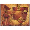 "House Additions ""La 5eme Case"" by Vital Art Print Plaque"