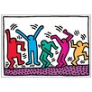 House Additions 'Senza Titolo' by Haring Graphic Art Plaque