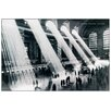 House Additions Grand Central Station  Photographic Print Plaque