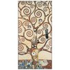 House Additions 'The Tree of Life' by Klimt Art Print Plaque