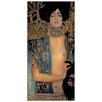 """House Additions Schild """"Judith ll"""" von Klimt, Kunstdruck"""