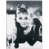 House Additions Breakfast at Tiffany's  Photographic Print Plaque
