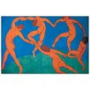 House Additions 'La Danza' by Matisse Art Print Plaque