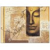 House Additions 'Time for Reflection I' by Wei Ying Wu Art Print Plaque
