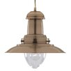 House Additions Fisherman 1 Light Pendant