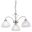 Searchlight Milanese 3 Light Chandelier
