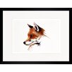 House Additions Fox Framed Art Print
