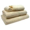 House Additions Cotton 3 Piece Towel Set