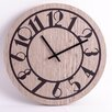 House Additions 30cm Rustic Wall Clock