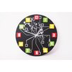House Additions Round Wall Clock