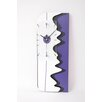 House Additions Wave / Crack Wall Clock