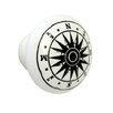 House Additions Compass Drawer Knob (Set of 4)