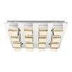 House Additions 16 Light Flush Ceiling Light