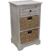 House Additions Upolu 3 Drawer Unit