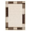 House Additions Teppich in Beige/Braun