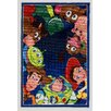 House Additions Fairytale Area Rug