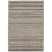 House Additions Nimes Grey Area Rug