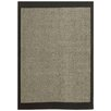 House Additions Pierre Hand-Woven Grey Area Rug