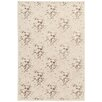 House Additions Teppich Ruigada in Beige