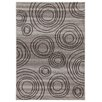 House Additions Raphael Grey Area Rug