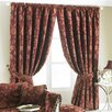 House Additions Zurich Unlined Pencil Pleat Curtains (Set of 2)