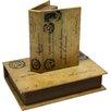 House Additions 2-tlg. 2-tlg. Aufbewahrungsboxen-Set Manihiki
