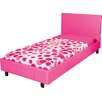 House Additions Melinda Upholstered Bed Frame