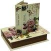 House Additions 2-tlg. Aufbewahrungsboxen-Set Manihiki