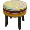 House Additions Grandview Round Stool