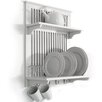 House Additions Kitchen Plate Dryer / Display / Towel Rack
