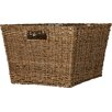 House Additions Seagrass Giant Floor Storage Basket