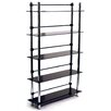 House Additions Modern Multimedia Storage Rack