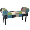House Additions Grandview Upholstered Entryway Bench