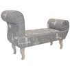 House Additions Nailon Upholstered Bedroom Bench