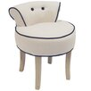 House Additions Hillcrest Vanity Stool
