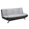 Home & Haus 3 Seater Clic Clac Sofa