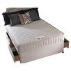 Home & Haus Cambrian Memory Foam Storage Divan Bed