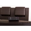Home & Haus Upholstered TV Bed