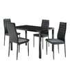 Home & Haus Dining Table and 4 Chairs