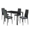 Home & Haus Esstisch und vier Stühle