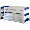 Home & Haus Lollipop Mid Sleeper Bed with Storage